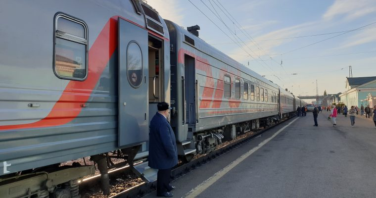 Trans-Siberian Railway Part 2: What To Expect On The Train
