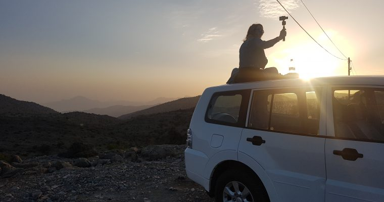 Your Guide To Renting A Car In Oman