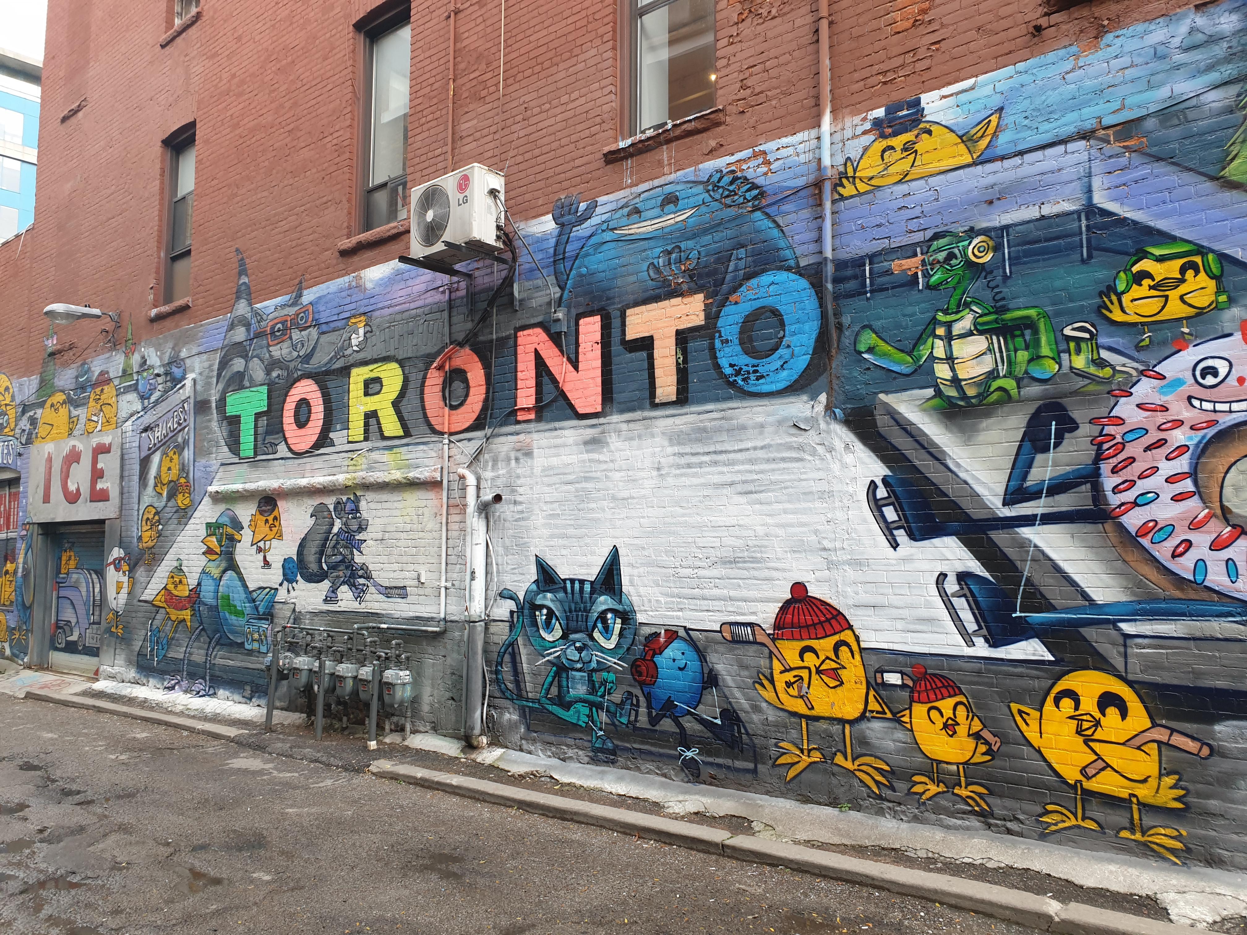 5 Free Activities To Do In Toronto